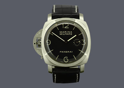 "Panerai Luminor Marina Militare ""Left"""