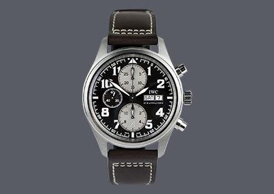 """IWC Pilot's Watch Chronograph """"Antoine de Saint Exupéry"""""""
