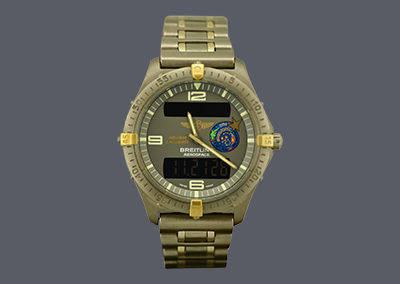 "Breitling Aerospace ""Mission Cassiopee"""
