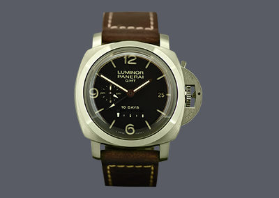 Panerai Luminor 1950 GMT 10 Days