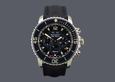 Blancpain Fifty Fathoms Chronograph Flyback Quantiéme Complet