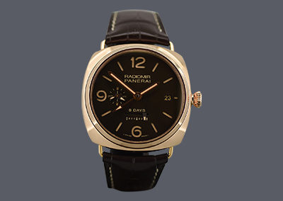 Panerai Radiomir GMT 8 Days