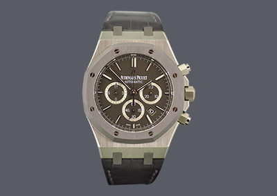 "Audemars Piguet Royal Oak ""Leo Messi"""
