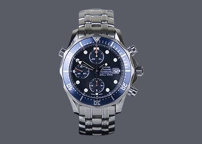 Omega Seamaster Diver Chronograph 300m