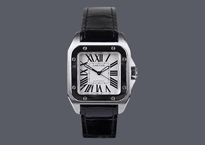 Cartier Santos 100 Midsize