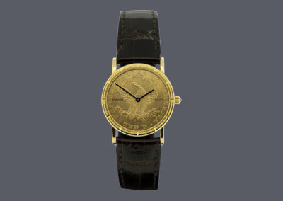Corum 10 Dollar Coin